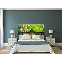 stickers muraux zen bambou. Black Bedroom Furniture Sets. Home Design Ideas