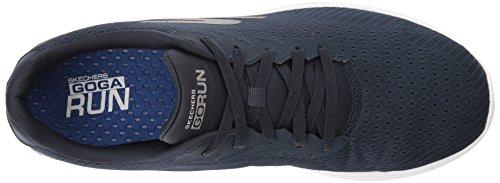 Skechers Herren Go Run 400 Outdoor Fitnessschuhe Blau (Navy)