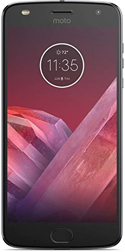 Moto Z2 Play (Lunar Grey, 64GB, 4GB RAM)