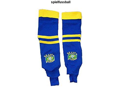 Spielfussballshop Brasilien Stutzen Grösse Senior Trikot Hosen im Shop (Hose Brasilien Fussball)