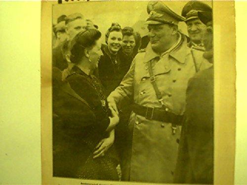 Reichsmarschall Hermann Göring besichtigt Städte und Industriewerke im Ruhrgebiet - Münchner Illustrierte Presse, 20. Jahrgang/Nr. 45, 11 November 1943,
