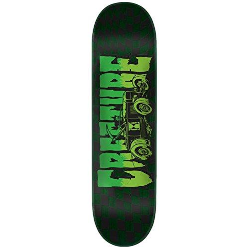 ce09ca64ad Creature Skateboard-Deck Logo Reaper - 8.25 Inch Grun (One Size