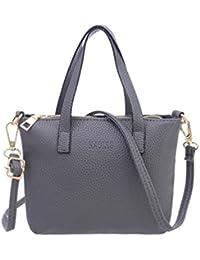Bluester Mini Vintage Purse Bag Women Fashion Handbag Shoulder Bag Large Tote Ladies Purse Messenger Bags