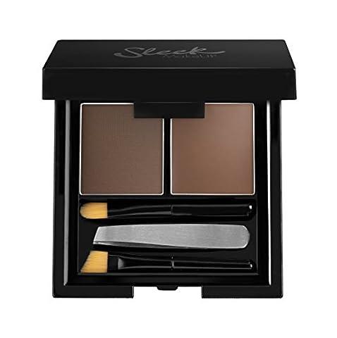 Sleek Makeup Brow Kit Medium, 1er Pack (1 x 3.8
