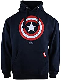 Marvel Men's Shield Logo Hoodie