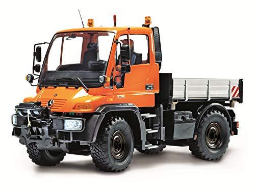Carson Modellsport Unimog Mercedes Benz U300 Bauhof 1:12 RC Einsteiger Funktionsmodell Baufahrzeug i