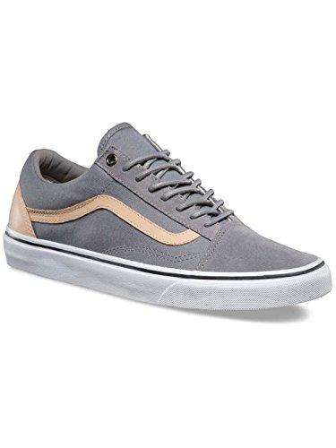 Vans Herren Ua Old Skool Sneaker Grau (veggie Tan Frost Gray / True White)