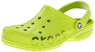 Crocs Baya, Zuecos Unisex Adulto, Verde (Volt Green), 45/46 EU (B008JEJDZC) | Amazon price tracker / tracking, Amazon price history charts, Amazon price watches, Amazon price drop alerts
