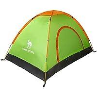 Doppel Outdoor-Camping-Zelt Camping im Zelt drei Viertel Outdoor-Zelt Camping-Ausflug