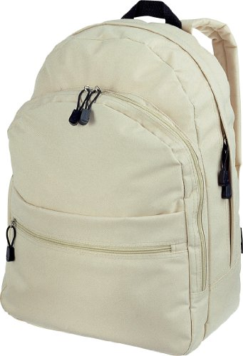 CENTRIX  TREND  RUCKSACK BACKPACK - 11 GREAT COLOURS (LIGHT KHAKI ... 7050719d3dfe2