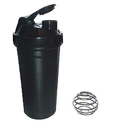 Day2Day Stunning Black Shaker Bottle 750 Ml
