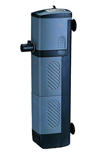 BPS (R) Bomba Sumergible, Bomba con Filtro para Pecera o Acuario, Submersible (7.5 x 5.5 x 28.4CM) BPS-6037