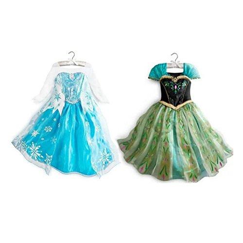 cutehill-due-pezzi-di-vestiti-per-bambine-costume-di-principessa-elsa-anna-regno-di-ghiaccio-abiti-c