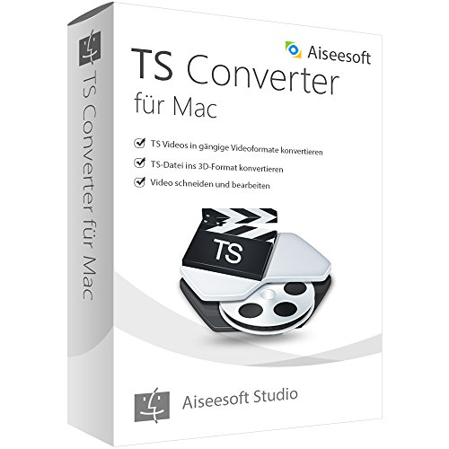 512 Mb Media Player (TS Video Converter MAC Vollversion (Product Keycard ohne Datenträger))