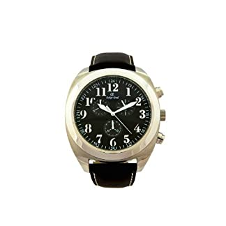 Oskar Emil Copenhagen BK/WH – Reloj de Caballero de Cuarzo