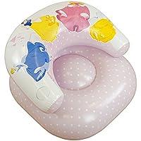 Kinder Mädchen Sessel, aufblasbar, mit Disney Prinzessinnen Design (siehe Beschreibung) (Pink) preisvergleich bei kinderzimmerdekopreise.eu