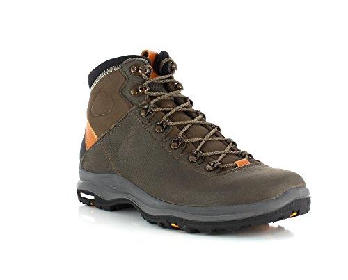 AKU Unisex-Erwachsene LA Val Plus Trekking-& Wanderschuhe, Braun (Dark Brown), 47 EU