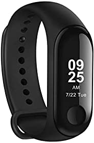 Xiaomi Mi Fitness Band 3 with HR and Display - Black