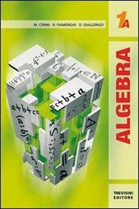 Algebra 1. Tomo A. Con espansione online. Per le Scuole superiori