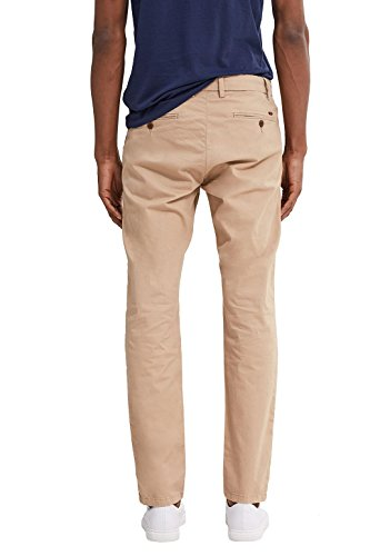 ESPRIT Collection Herren Hose Beige (Beige 270)