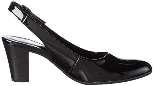 Gabor Shoes Gabor Comfort, Escarpins Femme Noir (67 schwarz)