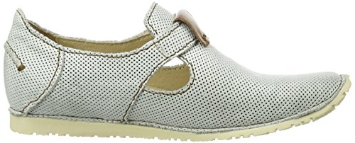 Rovers Rovers, Baskets Basses femme Blanc - Weiß (nieve)