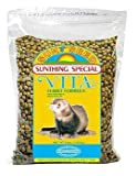 Sun Seed Sunscription vita Plus Ferret food 1,4 kilogram, 3 lbs.
