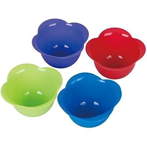 ThreeCat combinazione di quattro colori stampi in silicone, a forma