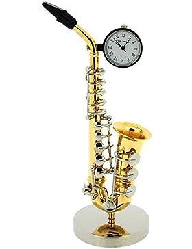 Saxophone Neuheit Uhr