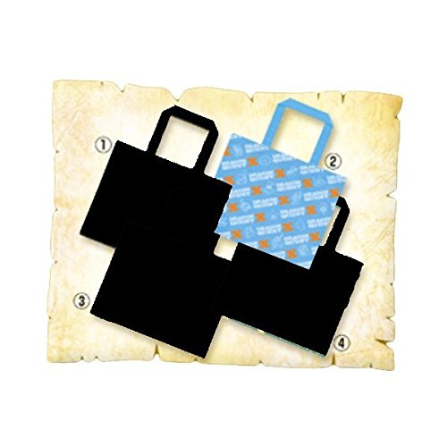 Dragon Quest lottery office Special X F award Tote Blue Dragon Quest X single item (japan import) (Quest Lottery Dragon)