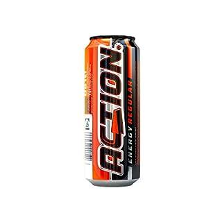 ACT!ON Energy Regular EINWEG (24 x 500 ml)