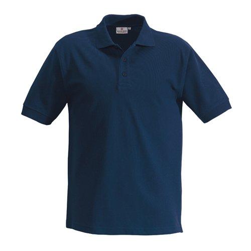 "HAKRO Polo-Shirt ""Classic"" - 810 - marine - Größe: 3XL"