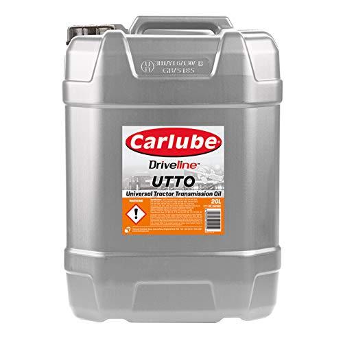 Carlube KAP020 UTTO - Olio motore trattore 10W30, 20 litri