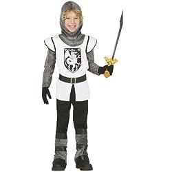 Guirca 85698 - Caballero Medieval Infantil Talla 7-9 Años