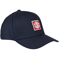 Element TREELOGO Cap Head Wear, Hombre, Eclipse Navy, U
