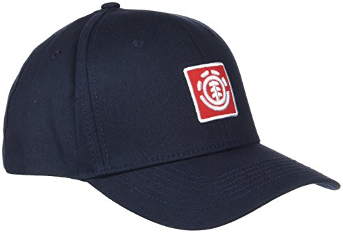 Imagen de element treelogo cap head wear, hombre, eclipse navy, u alternativa