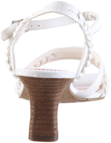 ESPRIT Heidi Hi Sandal R10390 Damen Sandalen/Bade-Sandalen Beige/powder