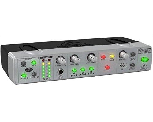 BEHRINGER MON800 MINI-MON MIXER MATRIX MATRICE MONITOR STEREO 4 CANALI TALKBACK - Matrix Mixer