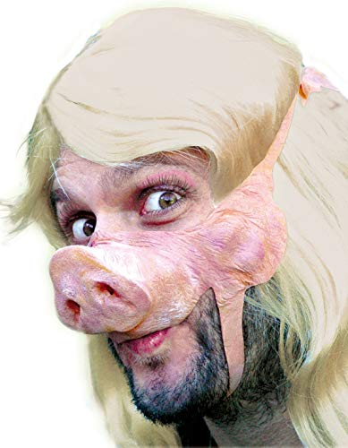 - Schwein Latex Maske