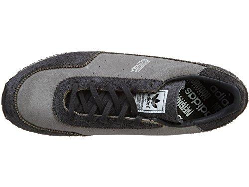 Adidas Originals X Quartiere Nh Cityrun Mens Stile: M25784-chsogr / chsogr / lbone Dimensione: 8.5 Cool Grey / Dark Grey