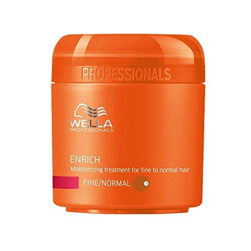 Wella - Enrich - Tratamiento hidratante para cabello fino o normal - 150 ml