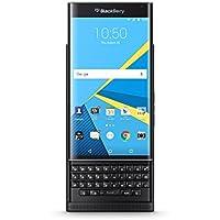 "BlackBerry Priv - Smartphone de 5.4"" (4G, Snapdragon 808, 3 GB de RAM, 32 GB) color negro"