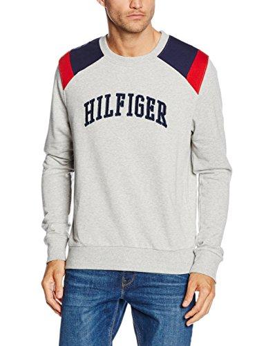 tommy-hilfiger-color-blocking-fleece-track-top-ls-jersey-para-hombre-grey-heather-bc05-lg
