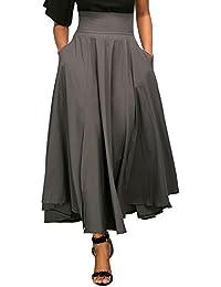 fb4959beb032 Suchergebnis auf Amazon.de für  Tellerrock - 52   Röcke   Damen ...