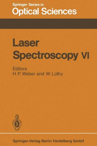 Preisvergleich Produktbild Laser Spectroscopy VI: Proceedings of the Sixth International Conference, Interlaken, Switzerland, June 27 - July 1, 1983 (Springer Series in Optical Sciences)