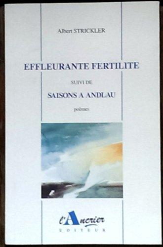 Effleurante fertilité