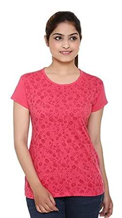 Shaun Women'S Multicolor T-Shirts(105Wptedn1F38_Multicolor_Small)