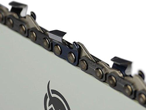 """38cm Sägenspezi Kette (Vollmeißel) .325\"""" 64TG 1,3mm passend für Husqvarna 445"""