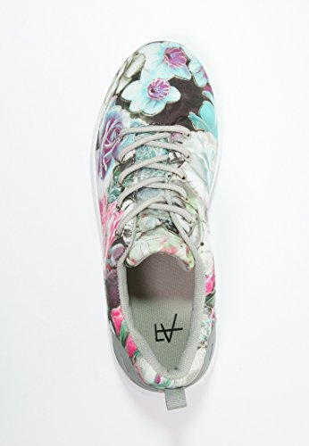 Anna Field Sneaker Damen Turnschuhe Low in Schwarz, Größe 41