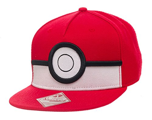 casquette-pokemon-3d-pokeball